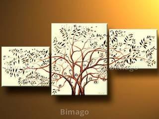 BIMAGO Salas/RecibidoresAccesorios y decoración