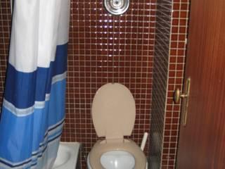 Germano de Castro Pinheiro, Lda 現代浴室設計點子、靈感&圖片