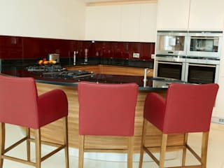 Contemporary Kitchen Cocinas modernas de Lothian Design Moderno