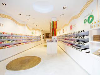 Candy Cloud Córdoba -: Oficinas y Tiendas de estilo  de Martyseguido diseño interiorismo