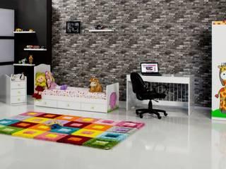 Ater Bilişim Mobilya Hizmet Teknolojileri ve Danışmanlık San. Tic. Ltd. Şti. – Fil Büyüyebilen Çocuk Odası:  tarz