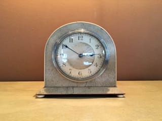 Orologi Art Deco - Art deco Table Clock di Galleria Michel Leo Minimalista