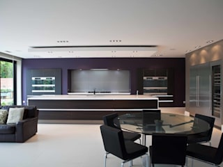 Martin Modern kitchen by Excelsior Kitchens Limited Modern