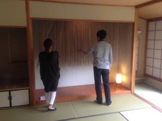 静と動 / 線: mindscape design factoryが手掛けたホテルです。