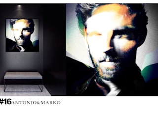 in stile industriale di antonio&marko/interior posters, Industrial