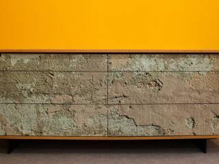 Sgraffito - Sideboard:   von buntwerk-arte