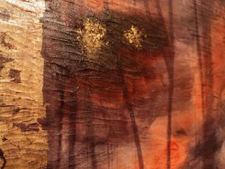 Spogliatoio:  in stile  di Elena Milani Arti visive e Design