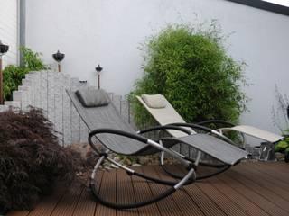 Ein Gemütliches Atrium: Moderner Garten Von Warnke   Exklusives Gartendesign