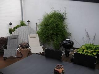 Ein gemütliches Atrium: moderner Garten von Warnke - exklusives Gartendesign