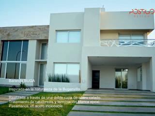 Diseño de Autor: Casas de estilo  por Postigo design,Moderno