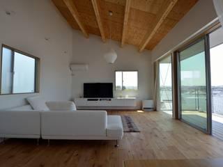 根據 富田健太郎建築設計事務所 簡約風