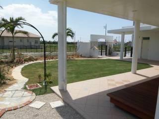 T-house: K・でざいんが手掛けた庭です。