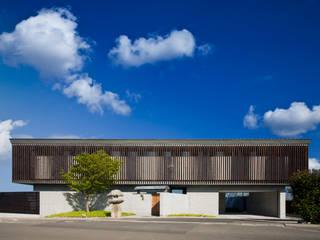 wada house: 髙岡建築研究室が手掛けた家です。,モダン