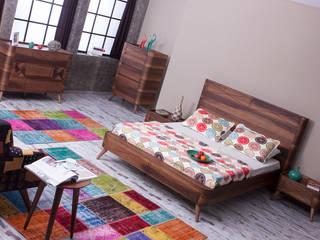 Mahir Mobilya – Retro Yatak Odası Takımları:  tarz