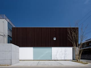 doida house: 髙岡建築研究室が手掛けた家です。,モダン