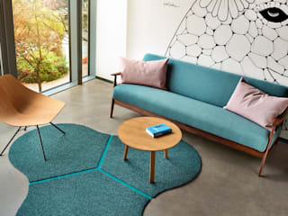 Vorwerk flooring Офисные помещения в стиле модерн