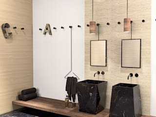 PUNTA medium | Entity Bathroom Collection:  in stile  di Marmi Serafini