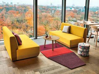 Vorwerk flooring Офисные помещения в эклектичном стиле
