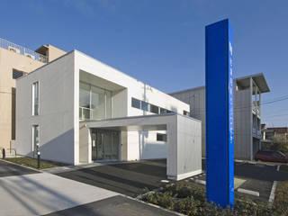 杉浦内科クリニック: 笹野空間設計が手掛けた病院です。