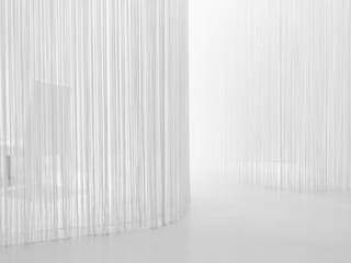 iTEK showroom Spazi commerciali in stile minimalista di LDA.iMdA architetti associati Minimalista