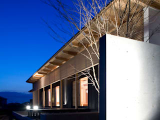 minara house: 髙岡建築研究室が手掛けた家です。,和風