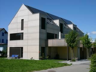 Minimalist house by airarchitekten ag Minimalist