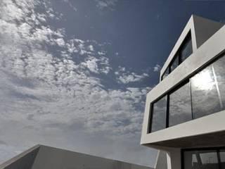 Prueba Casas de estilo minimalista de CReA estudio Minimalista