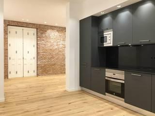 Cocinas de estilo moderno de PAUMATS S.L. Moderno