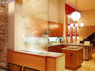 Cocinas de estilo moderno de Sonic Waterfalls Moderno