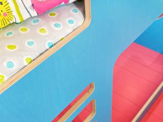 LALILU Kinderhochbett von Designteil Skandinavisch