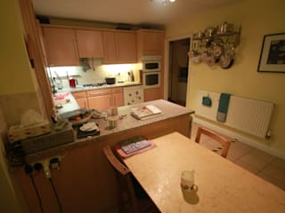 MK5 Kitchen before:   by Cranberryhome