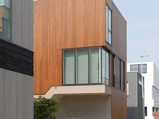 Houses by TEKTON architekten,
