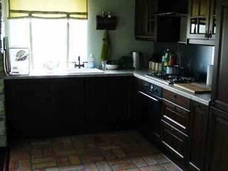 Rustic style kitchen by Kamstar Krzysztof Fertała Rustic
