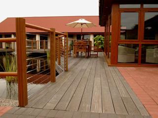 Decking Projects Classic style garden by Russwood - Flooring - Cladding - Decking Classic