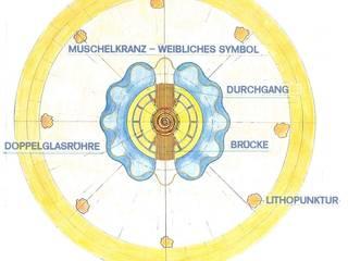 Energie-Kristall-Brunnen Stephansplatz von Architektur und Geomantie Ausgefallen