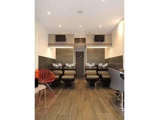 Salon de coiffure Franck Provost – Paris 14e AD9 Agencement Locaux commerciaux & Magasin modernes