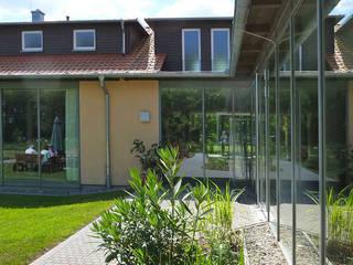 KOMMUNIKATIONSZENTRUM IPK GATERSLEBEN:   von Roth Architektur