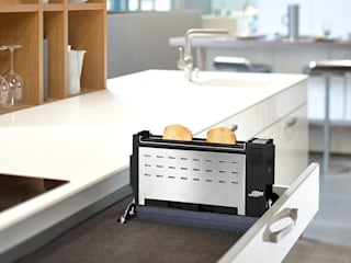 Built-in toaster ET 10 - Made in Germany ritterwerk GmbH KitchenElectronics