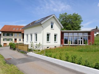 Houses by mmarch gmbh - Mader Marti Architektur ETH SIA