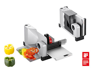 icaro 7 food slicer - Made in Germany Oleh ritterwerk GmbH Klasik