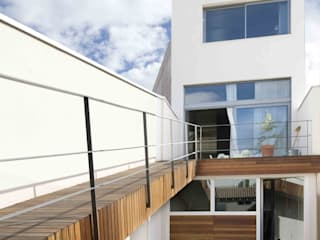 Projekty,  Domy zaprojektowane przez Estudi.Alfred Garcia Gotós,