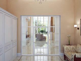 Couloir et hall d'entrée de style  par Студия интерьера 'SENSE', Classique