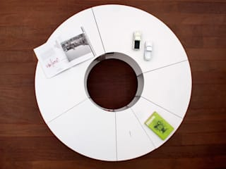 PIE TABLE: modern  by ilias fragkakis, Modern