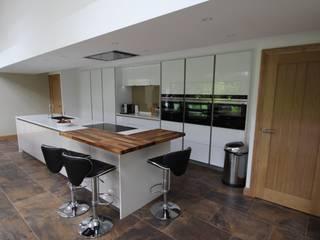 Next 125 Schuller kitchen AD3 Design Limited Modern kitchen