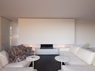 Modern living room by Jan de Wit architect Modern