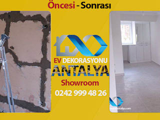 par Ev Dekorasyonu Antalya Méditerranéen