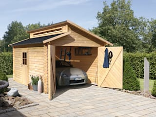 homify Garage/shed