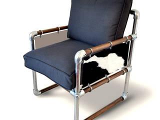 hardcore-urban seating:   by Handmade in Brighton