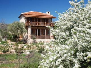 Дома в . Автор – Hoyran Wedre Country Houses, Средиземноморский