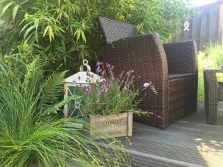 Inspirationen aus firmeneigenen Garten: landhausstil Garten von Warnke - exklusives Gartendesign